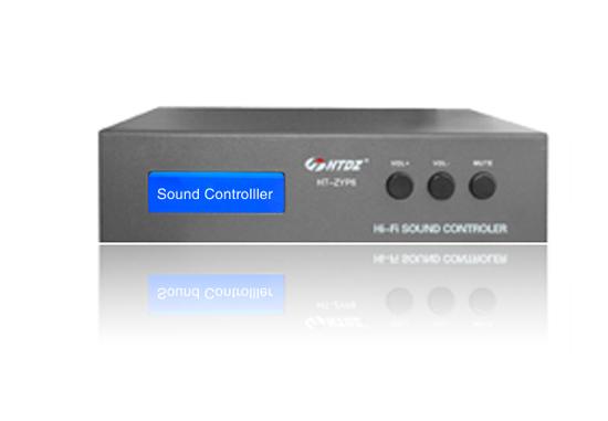 HT-ZYP6-六路音量控制器